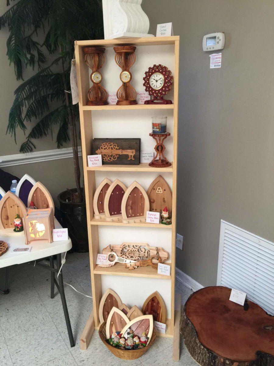 Oxford Wood Crafts Summerville Fair