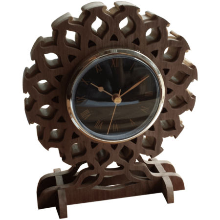 wooden persian clock oxford wood crafts